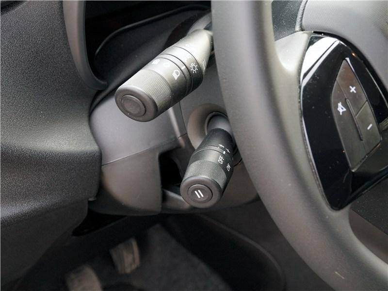 Fiat Doblo 2015 руль