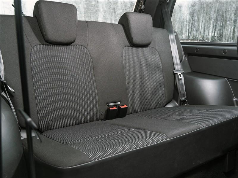 Lada 4x4 2019 диван для пассажиров