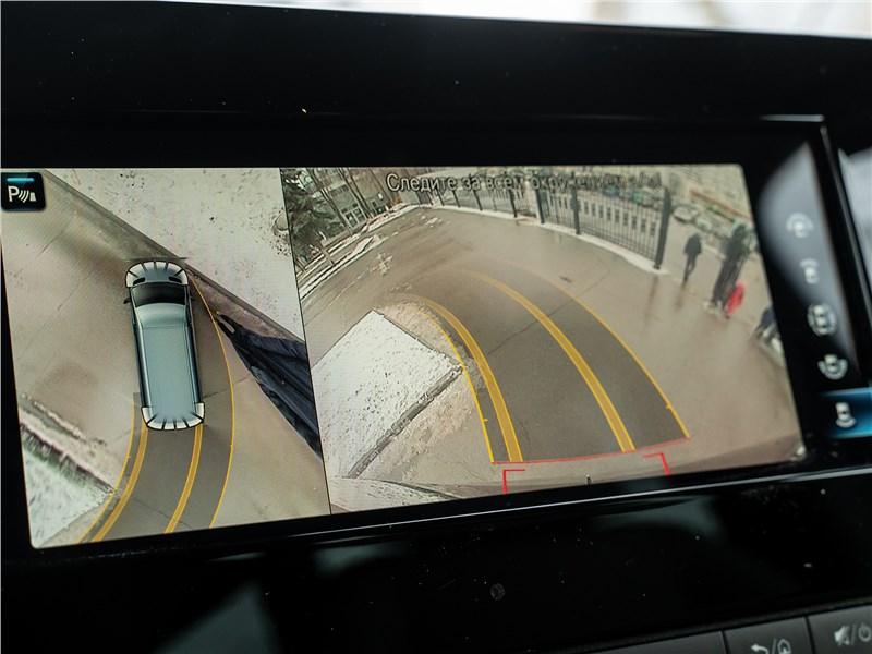 Mercedes-Benz Sprinter 2018 монитор