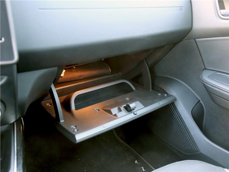 Renault Arkana 2020 бардачок