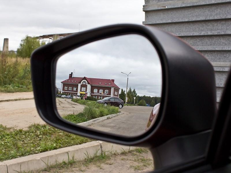 Toyota GT86 2012 боковое зеркало