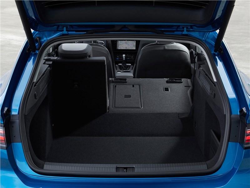 Volkswagen Arteon Shooting Brake (2021) багажное отделение