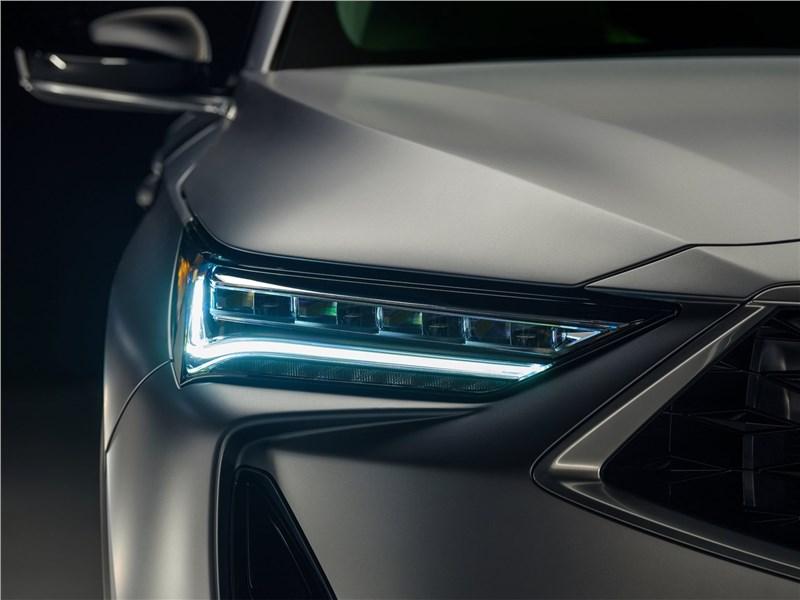 Acura MDX Concept (2020) передняя фара
