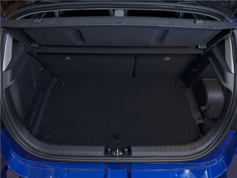 Hyundai i20 (2021) багажное отделение