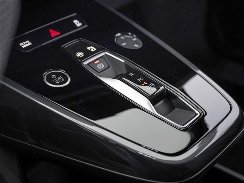 Audi Q4 e-tron (2022) АКПП