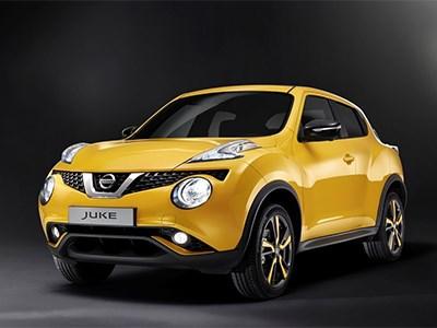 Опубликованы цены на обновленный компактный кроссовер Nissan Juke