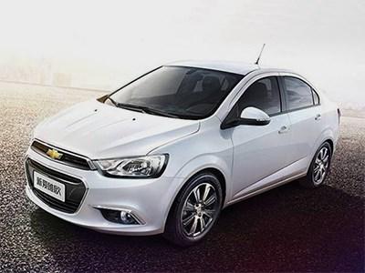 Обновленный Chevrolet Aveo дебютирует в Китае 6 июня