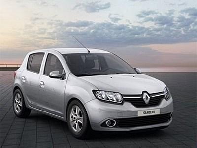 На «АвтоВАЗе» началось производство хэтчбеков Renault Sandero