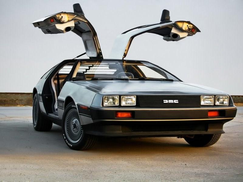 Представлен самый мощный DeLorean