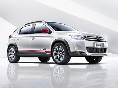Citroen готовит для Китая собственную версию кроссовера Peugeot 2008