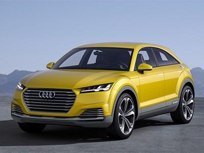 Линейка кроссоверов Audi Q будет пополняться новыми моделями