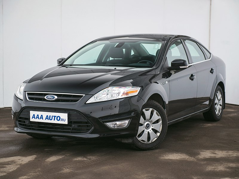 Ford Mondeo - ford mondeo. акселерат