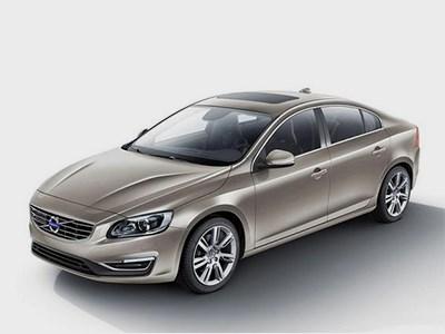 В России будут продаваться удлиненные седаны Volvo S60L китайской сборки