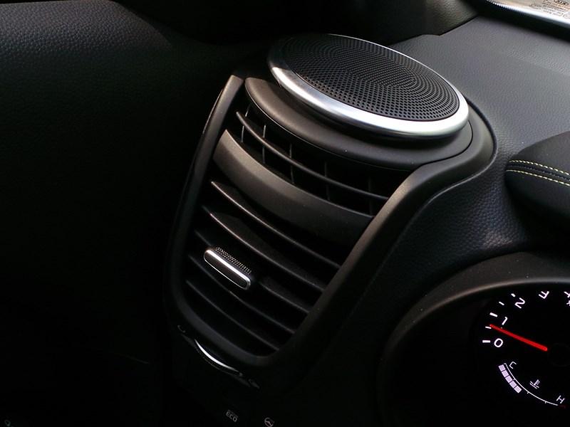 Kia Soul 2014 динамики аудиосистемы