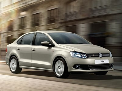 Volkswagen обновит индийскую версию седана Polo
