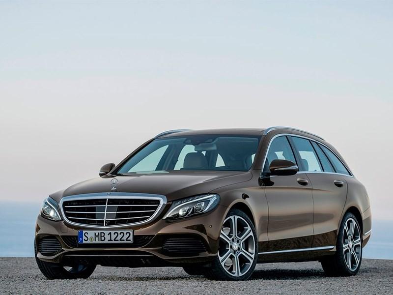 Новый Mercedes-Benz C-Class - Mercedes-Benz С-klasse 2014 Лоск и удобство