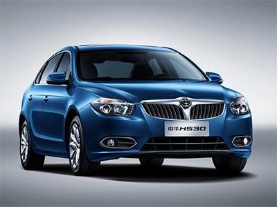 Brilliance привезет в Россию доступный седан с внешностью BMW