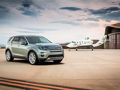 Jaguar Land Rover представил публике новый компактный кроссовер Discovery Sport
