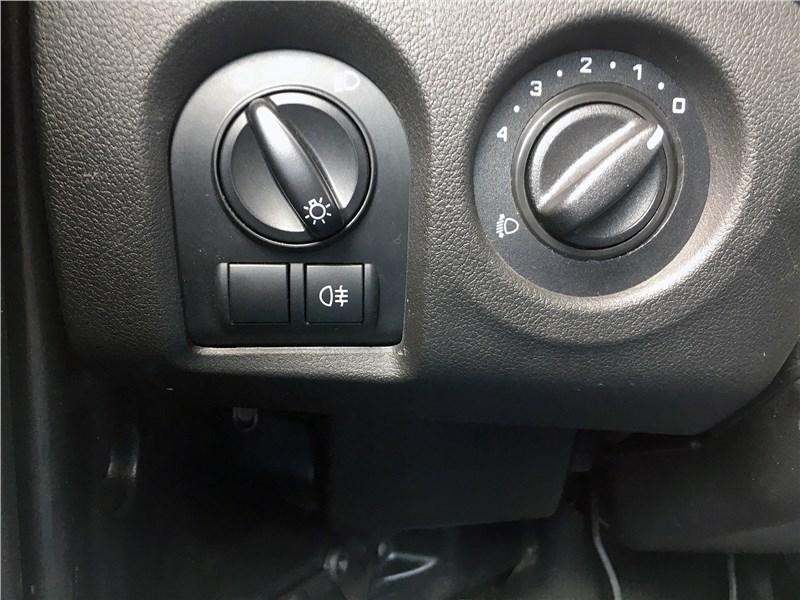 Lada 4x4 2019 блок управления светом