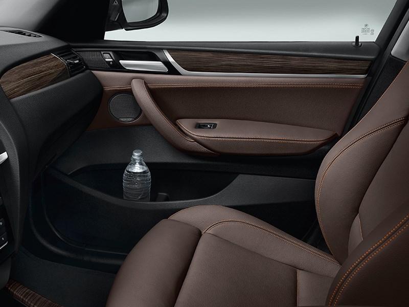BMW X3 2014 интерьер фото 3