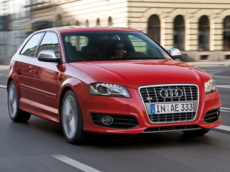 Audi S3 8P рест.