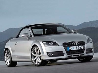 Новое поколение родстера Audi TT дебютирует в октябре