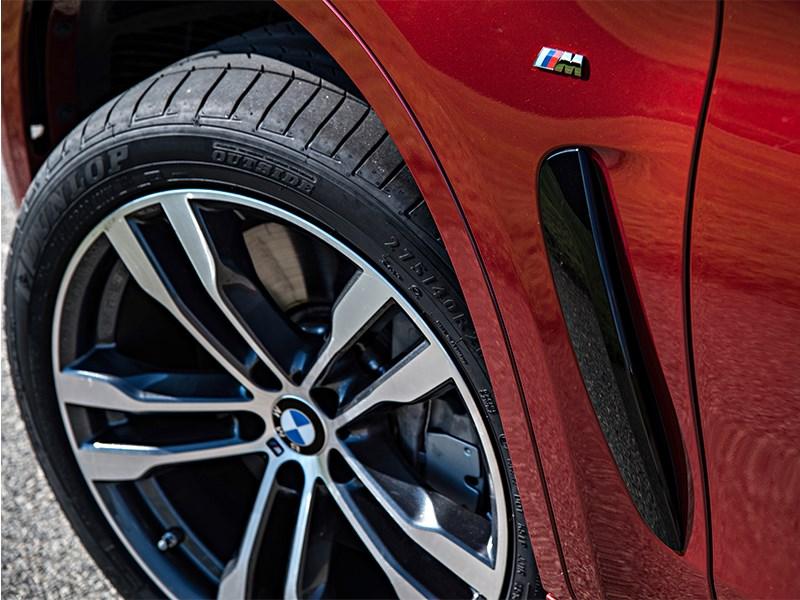 BMW X6 2015 колесо