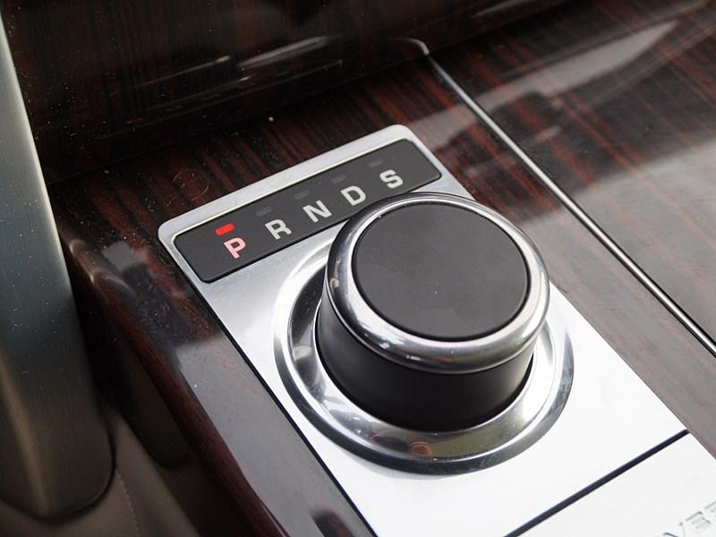 Range Rover LWB 2014 шайба выбора режимов автоматической трансмиссии