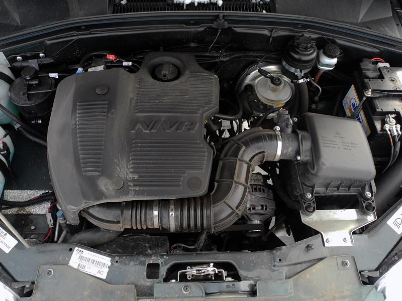 Chevrolet NIVA 2009 двигатель