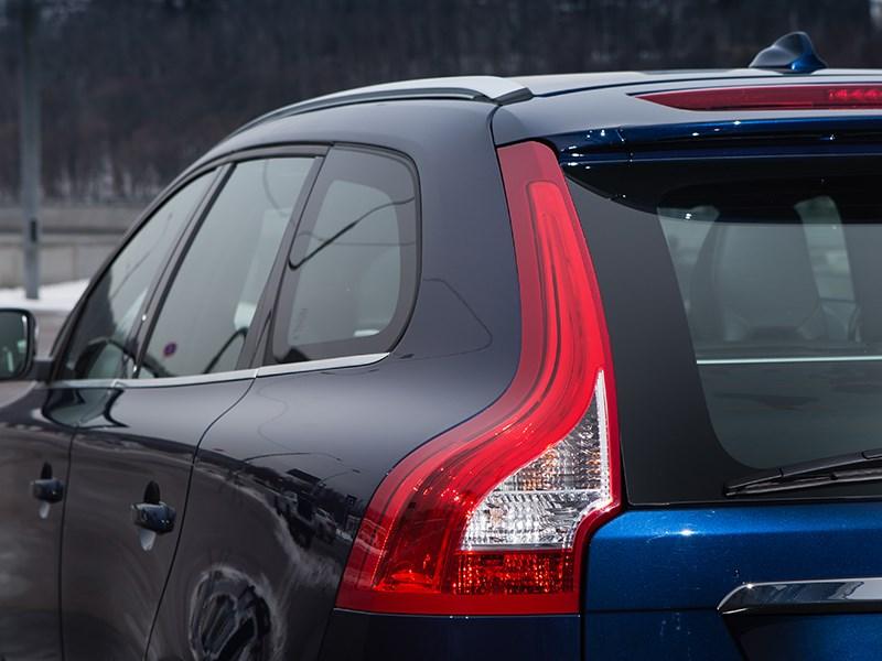 Volvo XC60 2014 задний фонарь