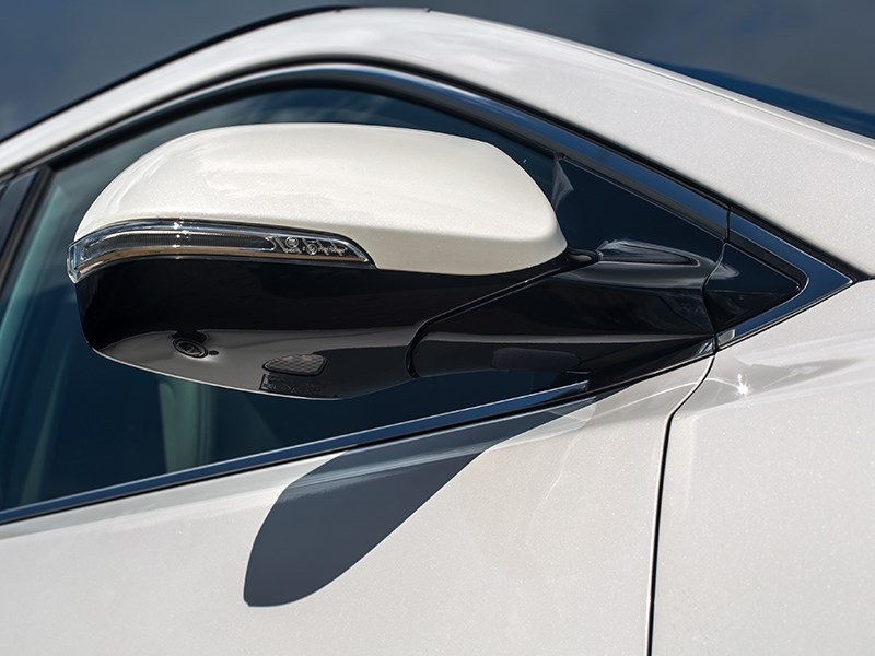 Hyundai Santa Fe 2015 дублеры поворотников