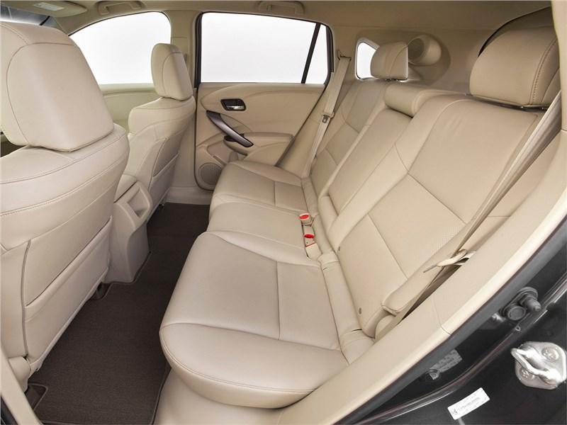 Acura RDX 2013 задний диван