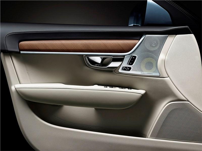 Volvo S90 2016 дверь