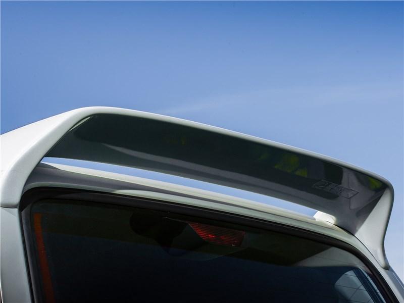 Suzuki Jimny 2013 задний козырек