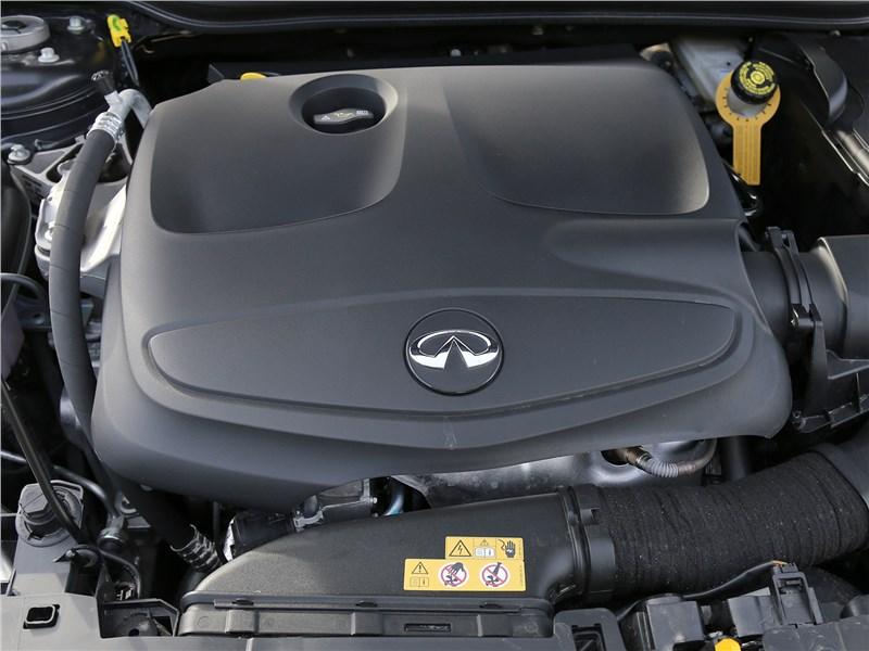 Infiniti QX30 2016 двигатель