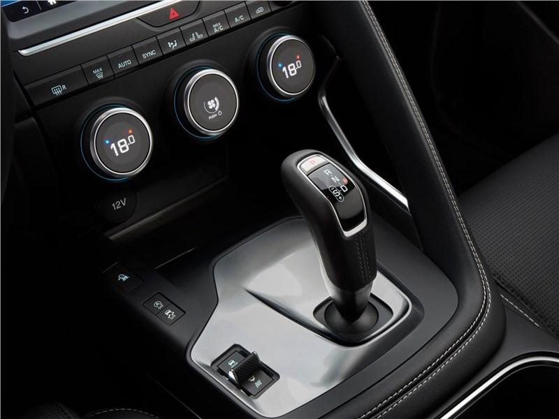 Jaguar E-Pace 2018 АКПП