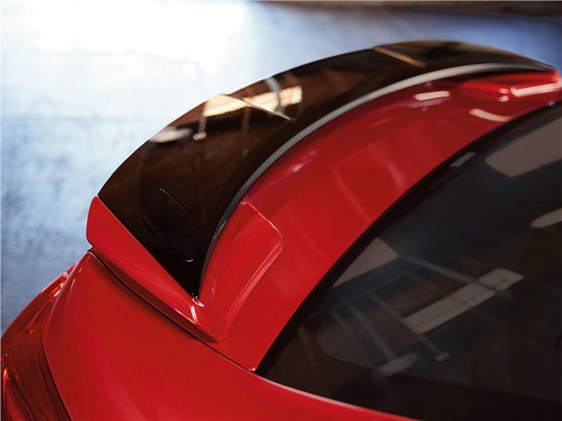 Subaru Impreza 2017 заднее антикрыло