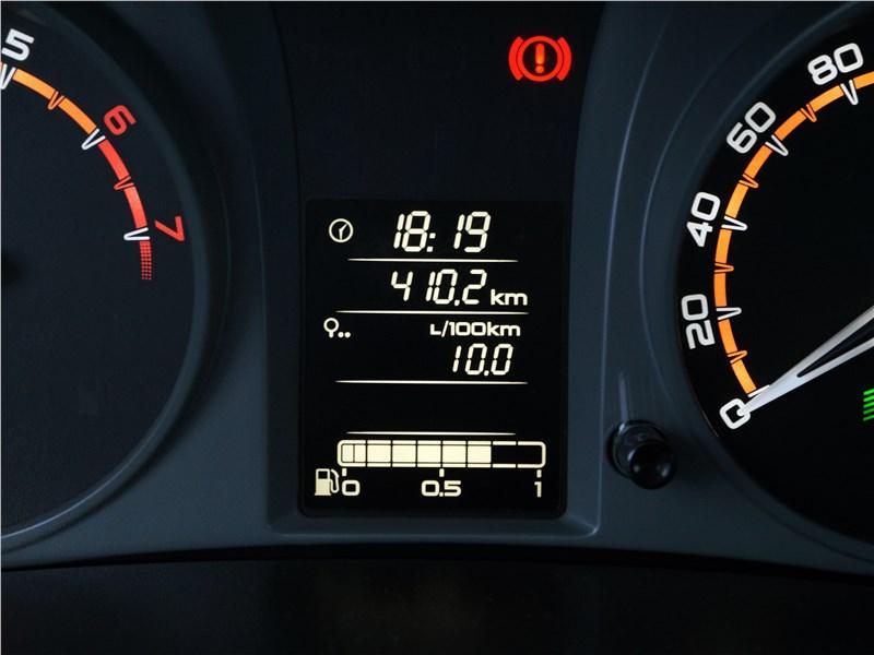 Lada Granta 2019 приборная панель
