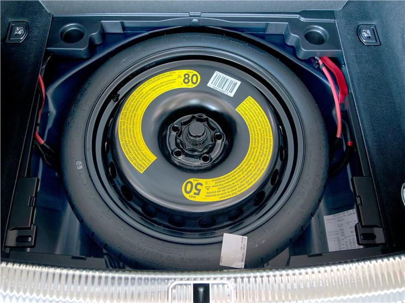 Audi A5 Sportback 2017 запаска-докатка