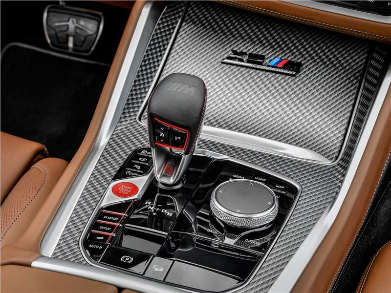 BMW X5 M 2020 АКПП