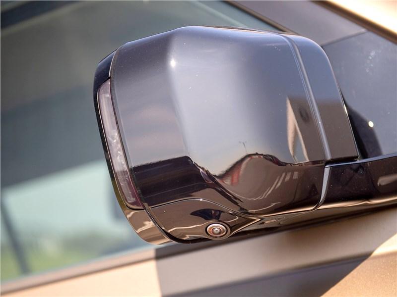 Land Rover Defender 110 2020 боковое зеркало