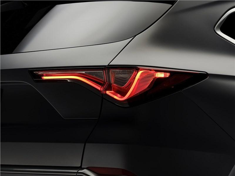 Acura MDX Concept (2020) задний фонарь