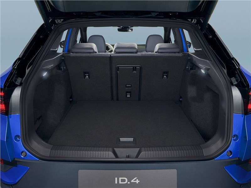 Volkswagen ID.4 (2021) багажное отделение