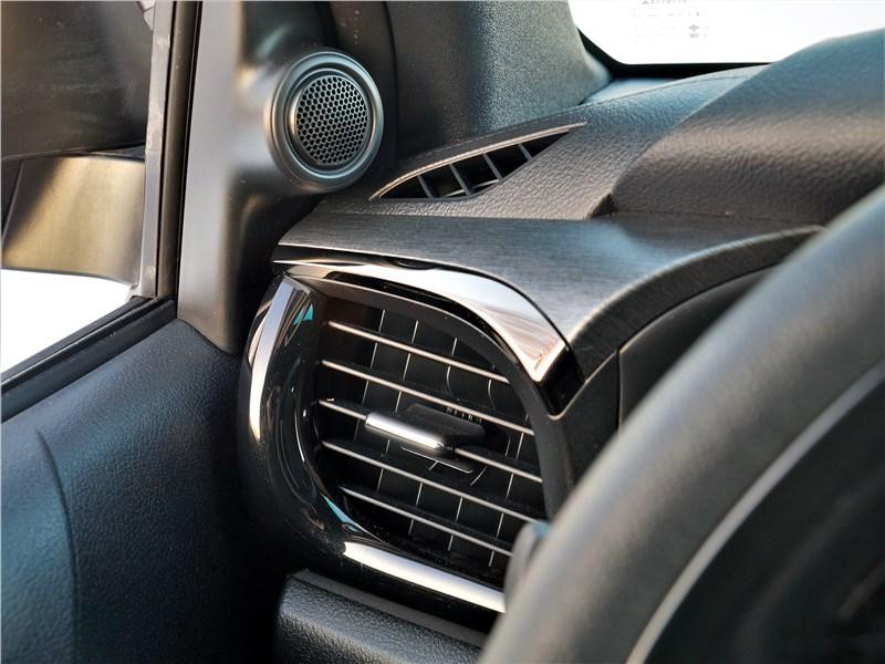 Toyota Hilux (2021) динамики