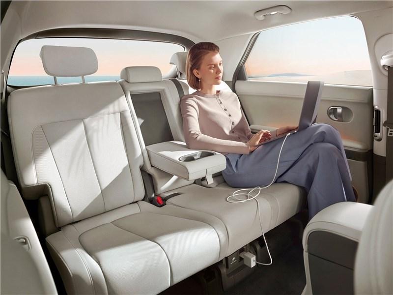 Hyundai Ioniq 5 (2022) задний диван