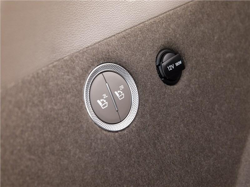 Genesis GV80 (2021) багажное отделение