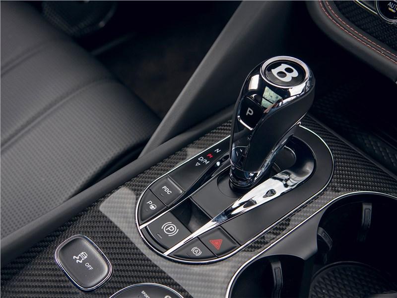 Bentley Bentayga (2021) АКПП