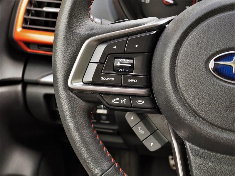 Subaru Forester Sport (2019) руль