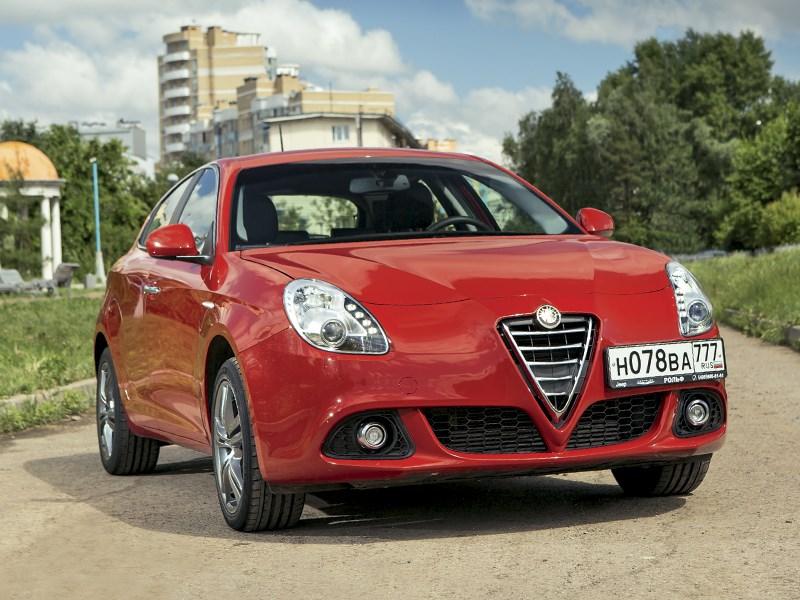Alfa Romeo Giulietta 2014 Укрощение строптивой