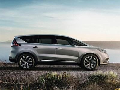 Renault опубликовал первую официальную информацию о Espace нового поколения